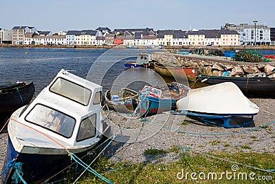 Galway boats, Ireland