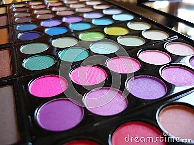 Gama de colores de colores