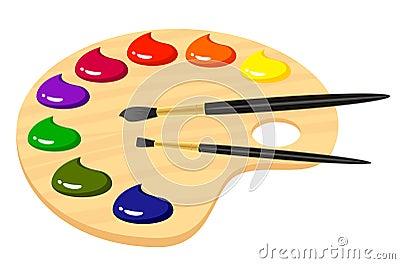 Gama de colores para los artistas con las pinturas for Gama de colores pintura pared