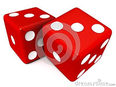 Gamble dice