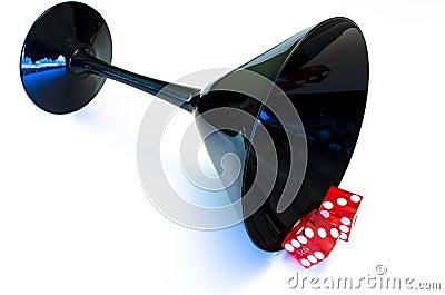 Gamblers Martini