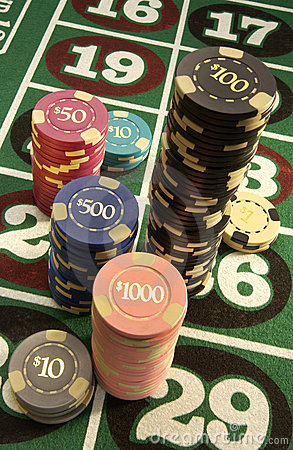 Free Gambling - Casino Royalty Free Stock Images - 15074799