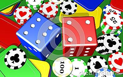 Gambling Casino Elements