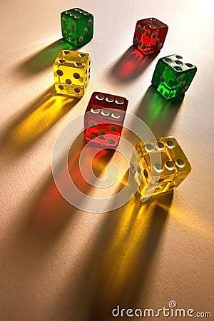Gambling - Dice - Craps