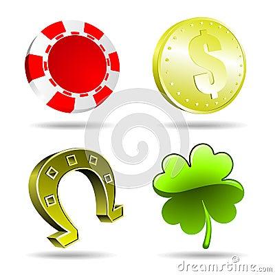 Gambling element