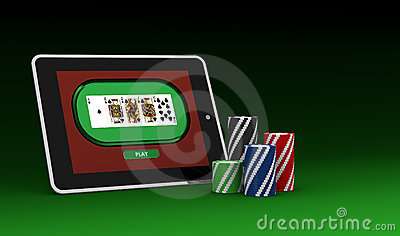 Gambling on line