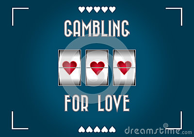 online betting casino blue heart