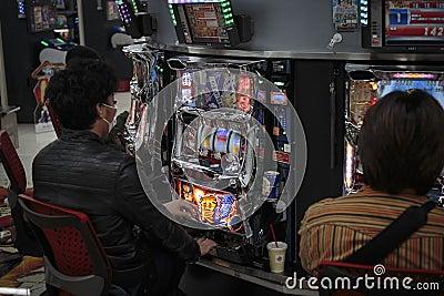Gambling in tokyo