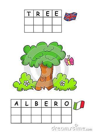 Game 21, english-italian