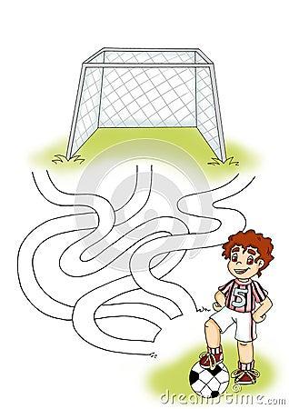 Game 3 - goal
