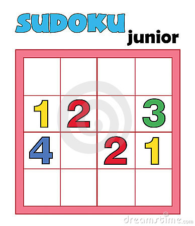 Free Game 95, Sudoku 12 Royalty Free Stock Photography - 18799837