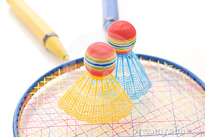 Game of Badminton