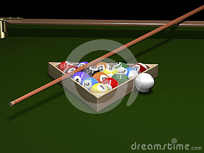 The game of billiards