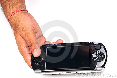 Game console Editorial Photography