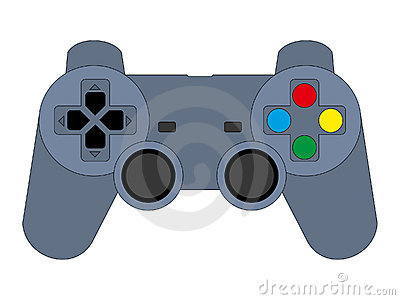 Game joypad (controller)