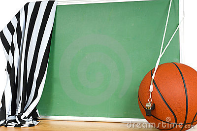 Game Official or Referee