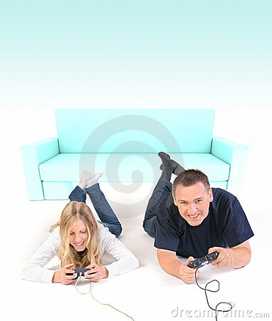 Free Games! Royalty Free Stock Photos - 1733508
