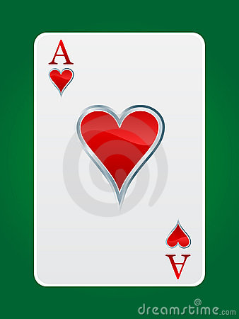 Games card ace
