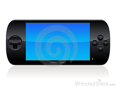 Games Console EPS