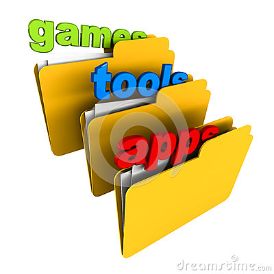 Games tools apps