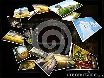 γύρω από τις εικόνες φωτο&gamm