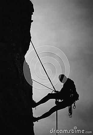 Gammal klättring