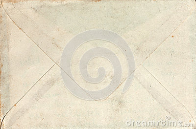 Gammalt kuvert