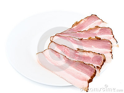 Gammon of bacon