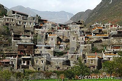 Ganbao Tibetan house