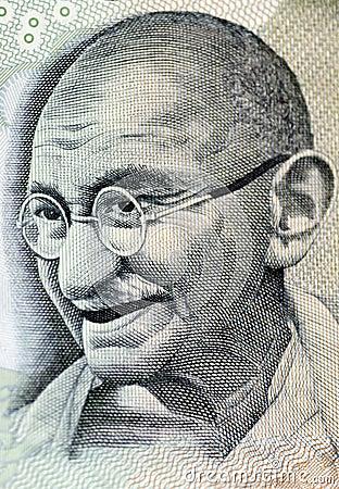 Free Gandhi Royalty Free Stock Image - 18358276
