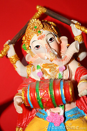 Ganesh God of Beginnings and Overcoming Obstacles