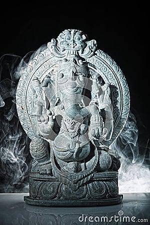 Free Ganesh Indian God Stock Photo - 19001310