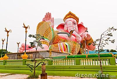 Ganesh pink