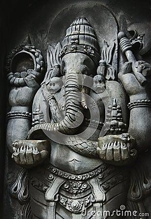 Free Ganesha Stock Photography - 13624062
