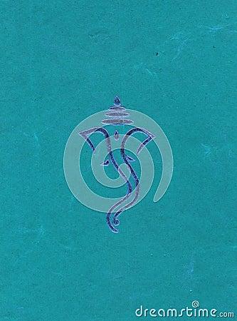 Free Ganesha Art Stock Image - 4667281