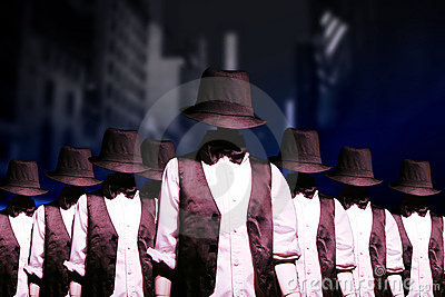 Gang of bandits