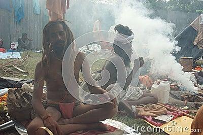 Gangasagar Festival In India. Editorial Photography