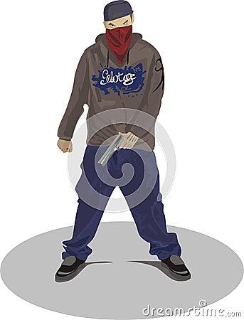 Gangsta man