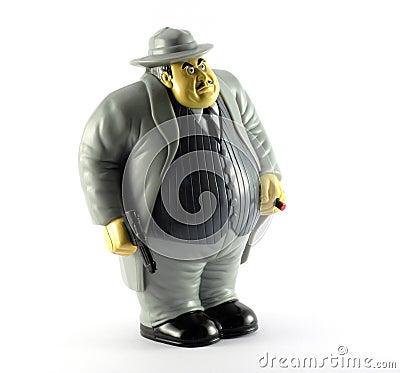 Gangster figure