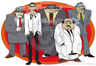 Gangsters mafia