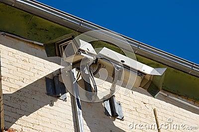 Gaol Security Cameras