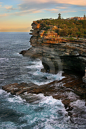 The Gaps, Watson Bay, Sydney