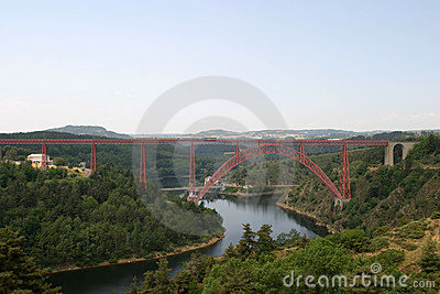 The Garabit Viaduct