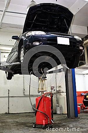 Free Garage Royalty Free Stock Photos - 7095458
