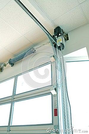 Free Garage Door Royalty Free Stock Image - 5759186