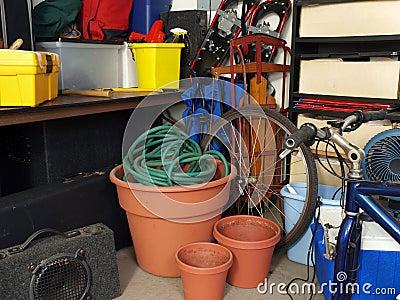 Garage Junk