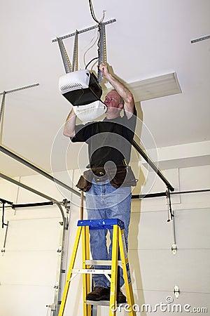 Free Garage Repairs Royalty Free Stock Photography - 20766447