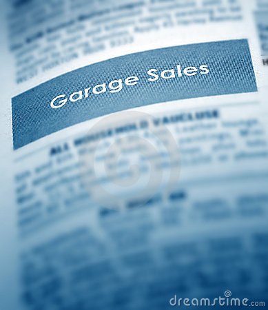 Garage Sale Classifieds