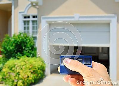 Garage-Tür-Öffner