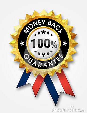 Garantía 100  del reembolso del dinero
